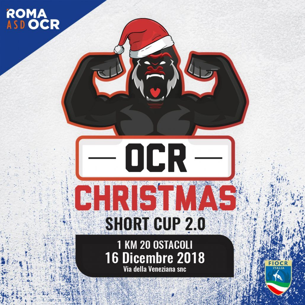 OCR Christmas Cup 16 Dicembre 2018