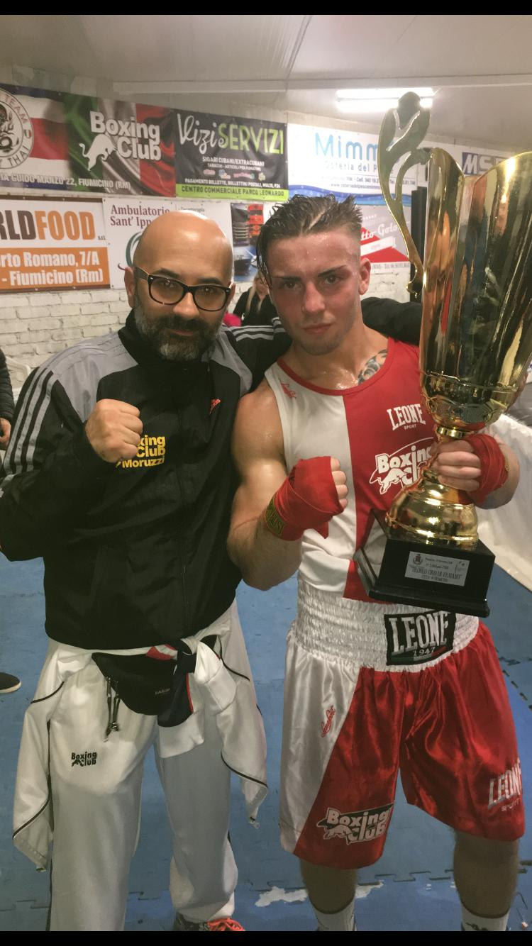 Foto Galleria SPORTMANIA 2019 - La coppa!!! Boxing Club
