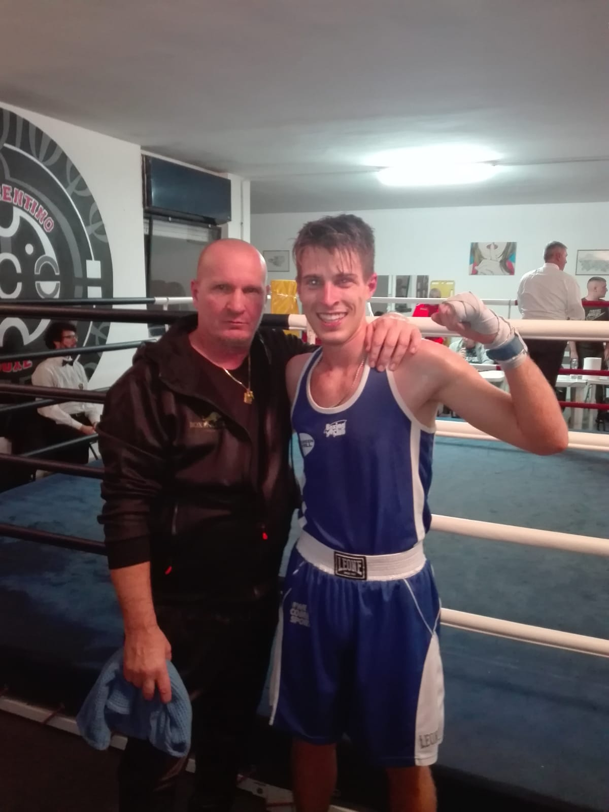 Foto Galleria SPORTMANIA 2019 - Gare Boxe Boxing Club