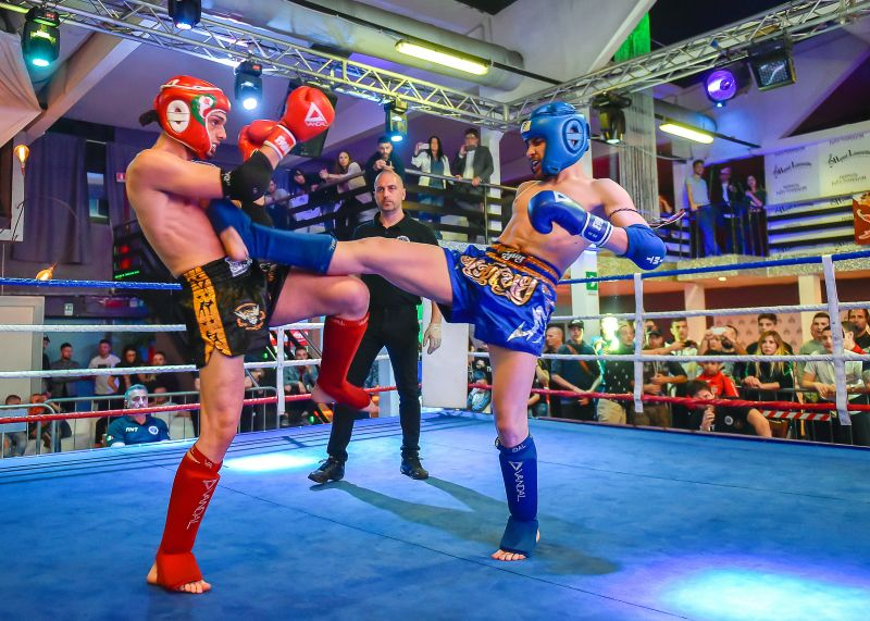 Foto Galleria SPORTMANIA 2019 - Gare di Muay Thai Boxing Club