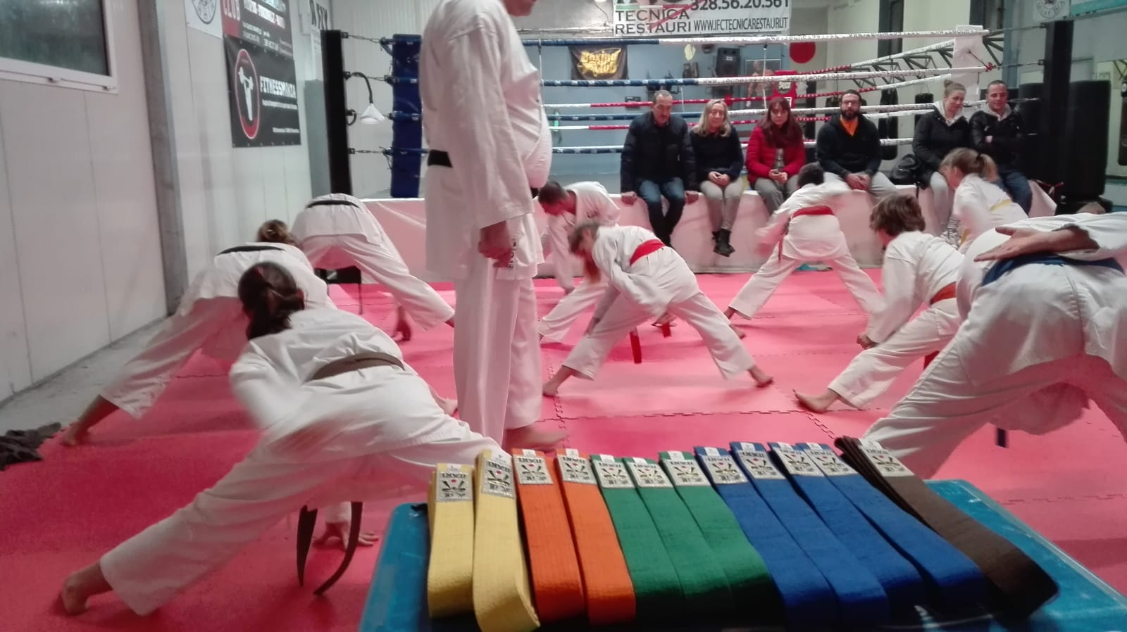 Foto Galleria SPORTMANIA 2019 - Gruppo Karate Boxing Club