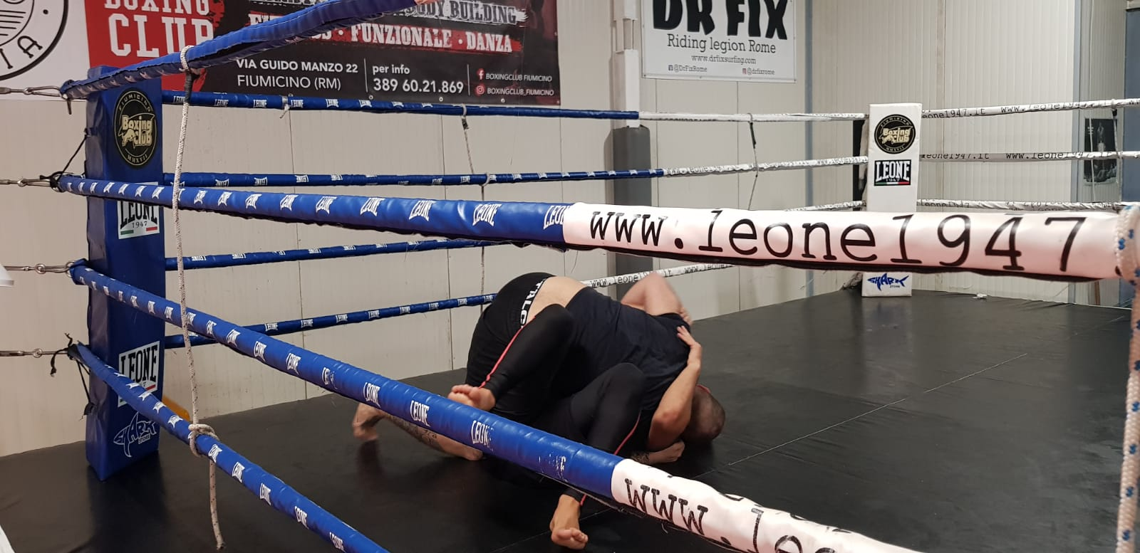 Foto Galleria SPORTMANIA 2019 - MMA e MMA Boxing Club