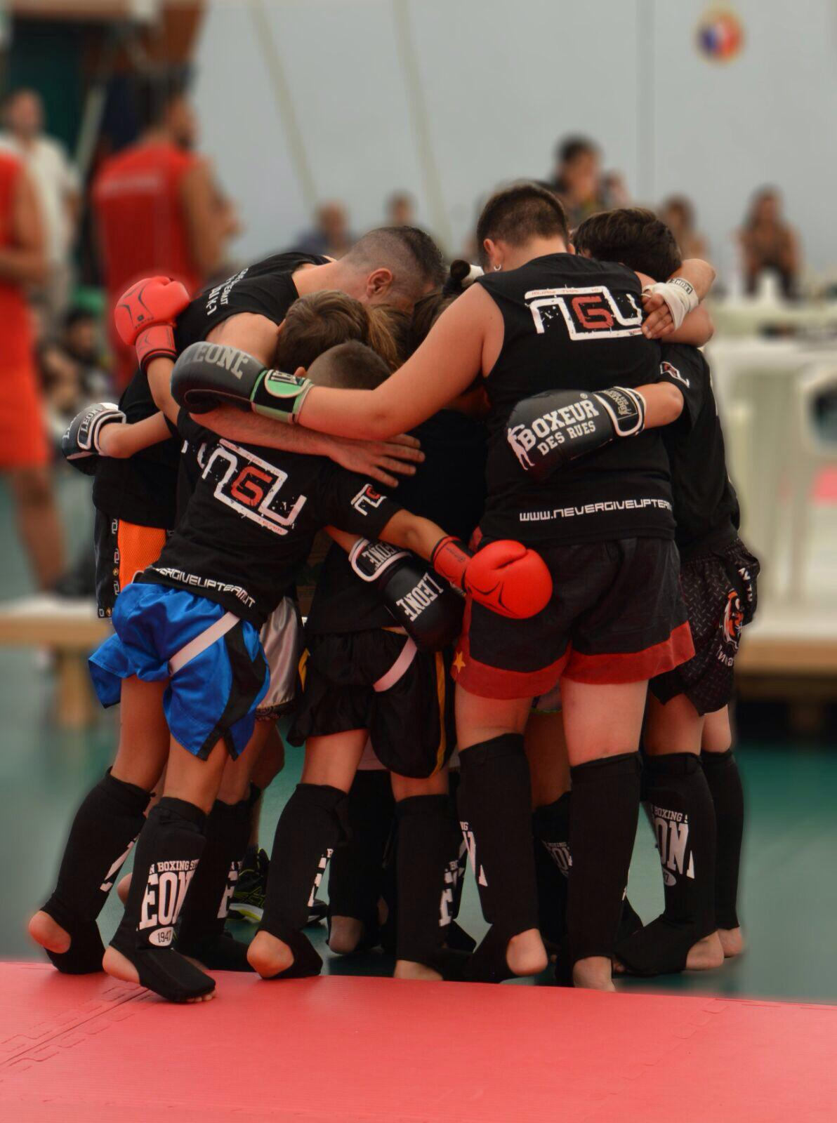 Foto Galleria SPORTMANIA 2019 - NEVER GIVE UP TEAM Fiumicino