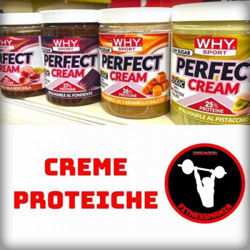 PERFECT CREAM - WHY SPORT